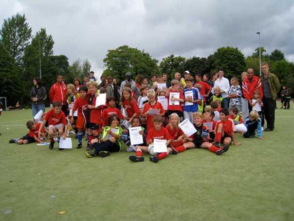 Sommerferiencamp 2008