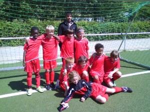 Letztes Punktspiel in der Saison 2008/2009 gegen Normannia