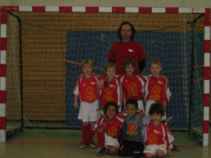 Nord-Ost-Pokalsieger G-Junioren Februar 2006