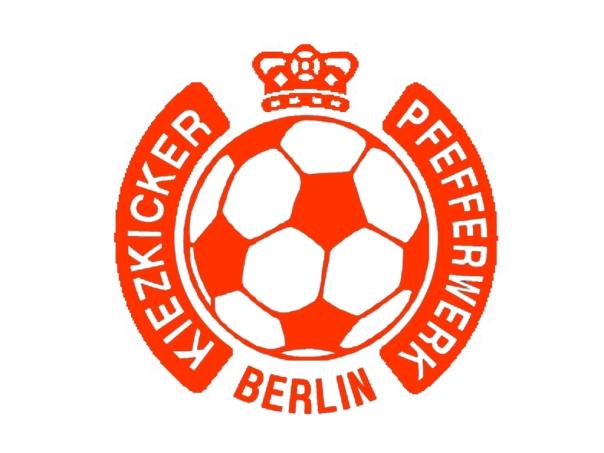 emblem der kiezkicker-abteilung des sv pfefferwerk berlin