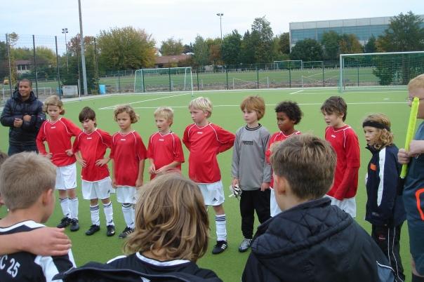 3. Saisonspiel gegen Lichtenrade am 3.10.2009
