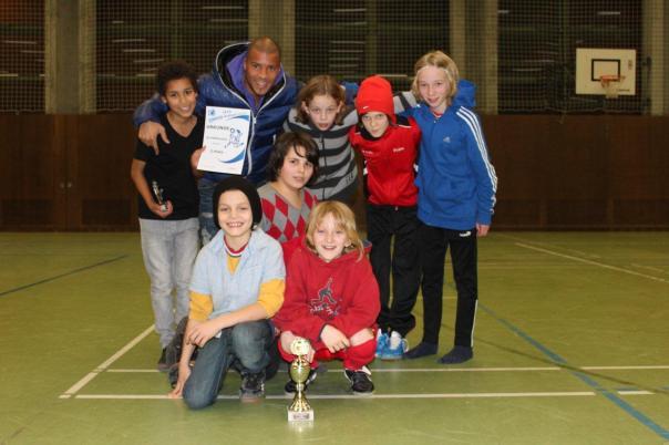 Futsal-Turnier beim SV Empor 29.01.2011 • 3.Platz